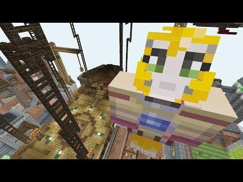Minecraft Xbox - Show Off Challenge - Battle Mini-game