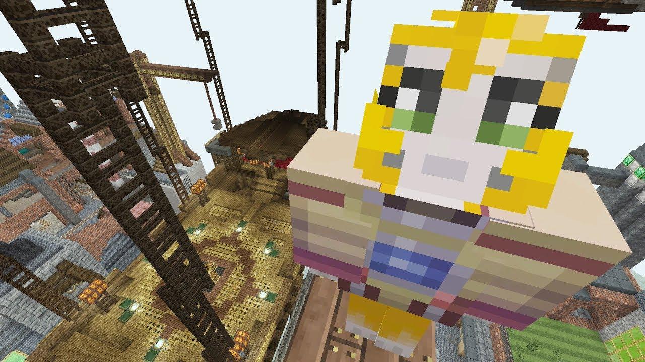 Minecraft Ps Show Off Challenge Battle Mini Game