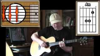 Those Were The Days - Mary Hopkin - Acoustic Guitar Lesson (easy-ish)