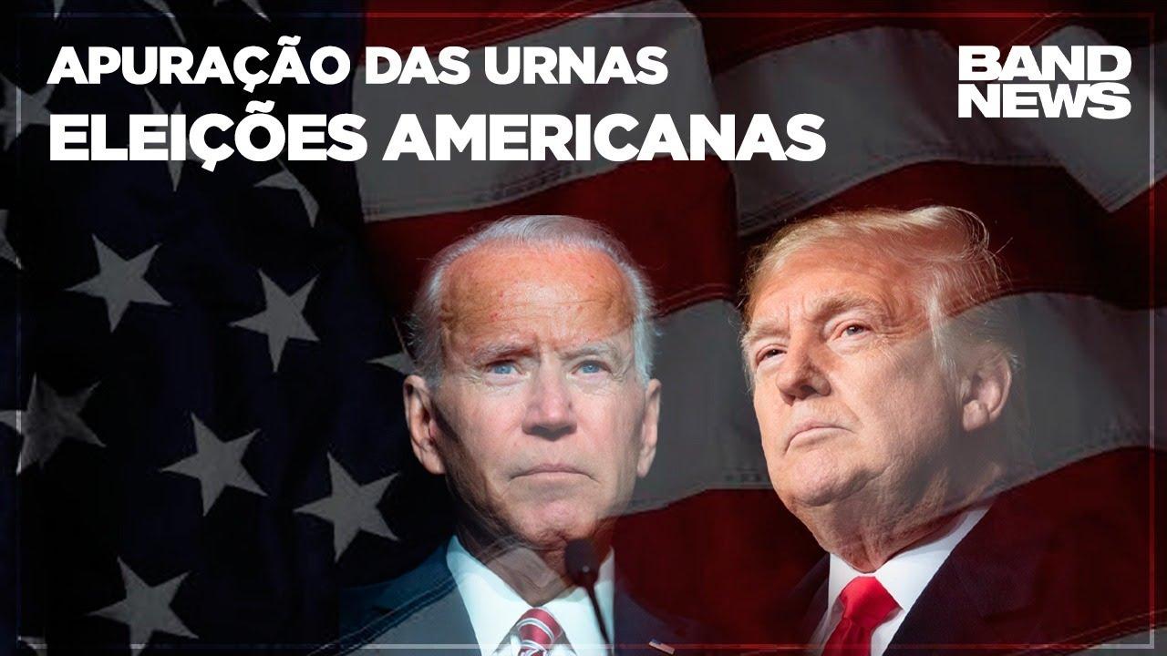 Donald Trump x Joe Biden: cobertura especial das eleições americanas