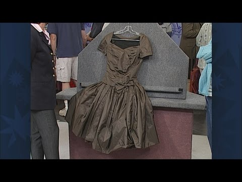 1954 Christian Dior Couture Dress | Vintage Sacramento Preview