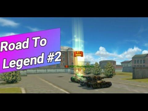 tanki online road to legend 2 king commander youtube. Black Bedroom Furniture Sets. Home Design Ideas