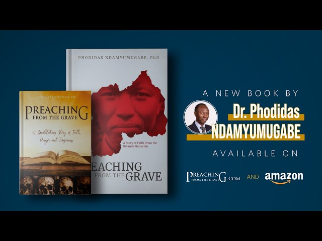 Preaching From The Grave - New Book by Dr. Phodidas