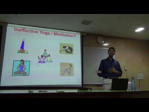 Food Yoga:  for a Better You and a Better World - Lecture in Bengali