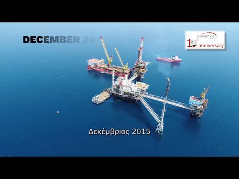Energean Oil & Gas 10 year Anniversary video