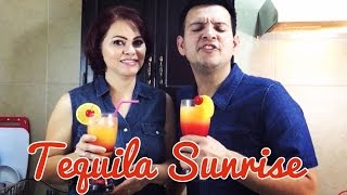Tequila Sunrise con Angy Flores