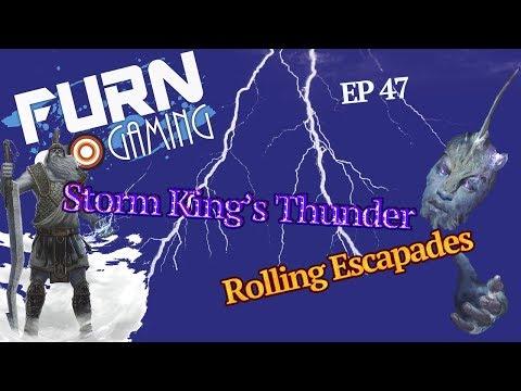 Rolling Escapades - Episode forty seven - Fallen allies