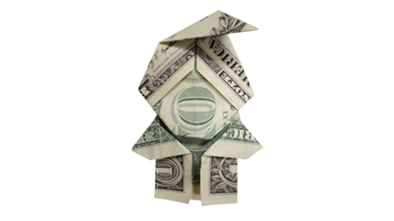 Dollar bill butterfly origami tutorial 2 | crafts | pinterest.