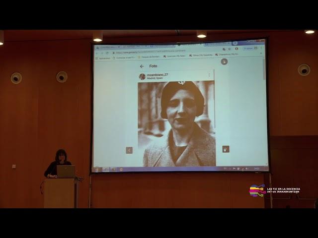 Inspirando a las Mujeres del 27. El uso de Wix como plataforma narrativo-poética multimedia