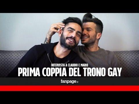 Claudio Sona e Mario Serpa dopo la scelta di Uomini e Donne: