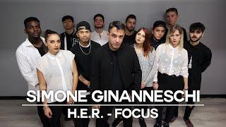 "Simone Ginanneschi Choreography - ""Focus by H.E.R."""