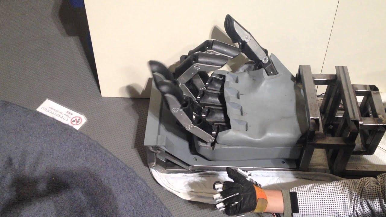 KURATAS HAND (Servo motor/Glove Controler)