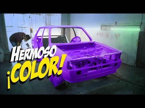 Hermoso nuevo color al atlantic mk1 / Marco MAAP Carshop