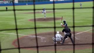 作新学院大学硬式野球部勝利の瞬間