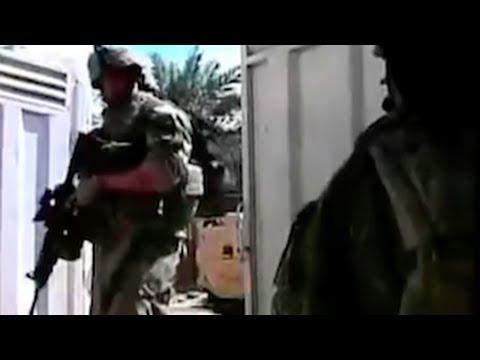U.S. Soldier Survives Sniper Shot Unharmed