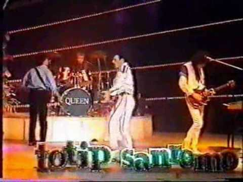 Queen - Radio Ga Ga (Live In Sanremo 1984)