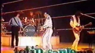 Queen - Radio Ga Ga (Live In Sanremo 1984)