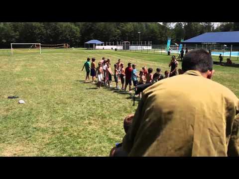 Israel Day at Camp B'nai Brith of Ottawa