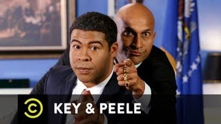 Key & Peele - Obama's Anger Translator - Victory thumbnail