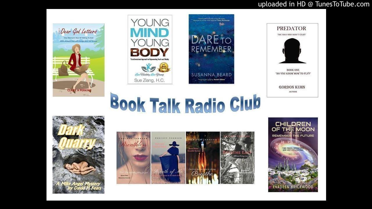 Book Talk Radio Club News 02 April 2017