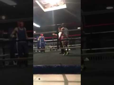 Sepulveda fight 1st year boxer