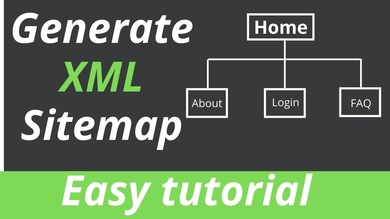 Download How To Generate And Submit  A Sitemap To Google | XML Sitemap | Google Search Console