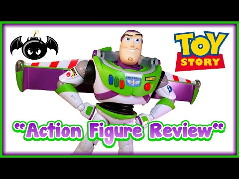 Beast Kingdom Toy Story 3 Buzz Lightyear Action Figure Review. Dynamic 8ction Heroes DAH-015.