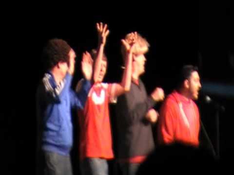 """The """"Do Run Run"""" Song at AYC 2009"""