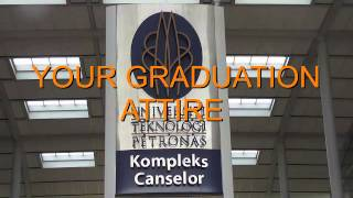UTP Video on How To Wear Your Robe