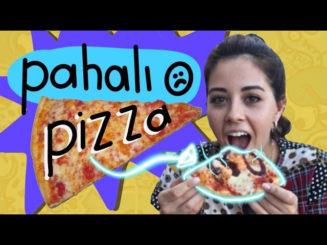 1 Dakikada En Pahalı Pizzayı Kim Sipariş Edecek?
