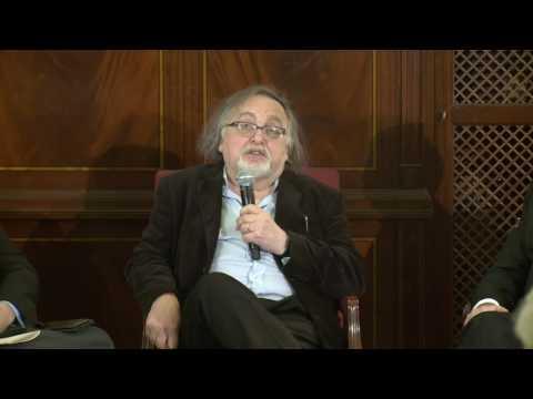 Brian Ferneyhough & James Baker Interview