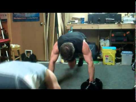 INSANITY THE ASYLUM, P90X AND INSANITY HYBRID: Day 27 Strength