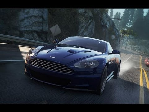 Need For Speed Most Wanted 2012 Episode 35 Aston Martin Dbs