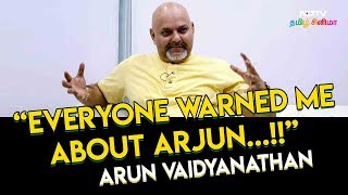 """Everyone WARNED Me About Arjun, But...."" 