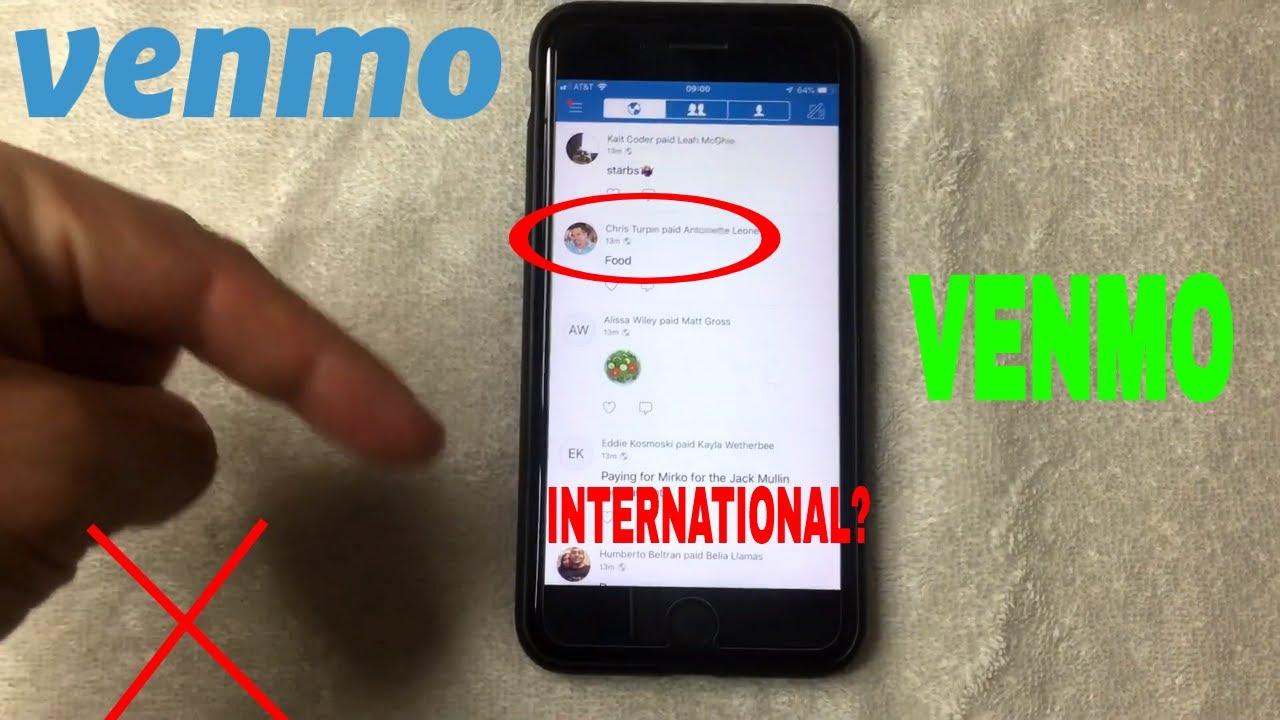 ✅ Can You Use Venmo Internationally? 🔴