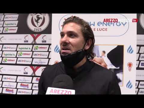 L'Arezzo presenta Alessio Cerci