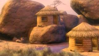Parable of Wise and foolish builders animated