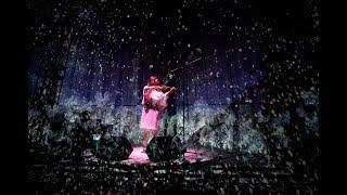 音とセンシングで現れる、一夜限りの花畑ーFLOWERS by NAKED × ヴァイオリニスト 木嶋真優 アートコンサート