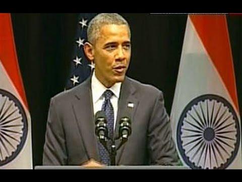 Obama's Speech From Siri Fort New Delhi ,India 27 Janaury 2015 [FULL SPEECH]