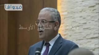 محافظ المنيا يشهد افتتاح الكنيسة الإنجيلية الأولى بعد تجديدها