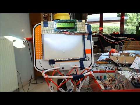 Mobile & Pervasive Computing : Basketball game