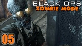 Call of Duty Black Ops Zombie Mode #05 Der Riese - Deutsch German
