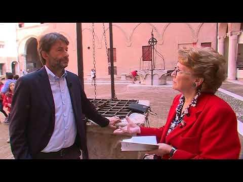 Disadorna e le altre storia: intervista a Dario Franceschini