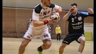 Astrashapkin Aleh ! Skills and power against Veszprem !
