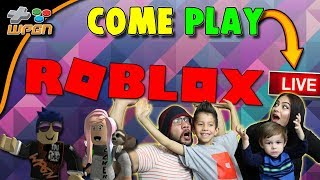 🔥 ROBLOX LIVE 🔥 Subs Play Jailbreak / Phantom Force / Speed Run and More 💙 (1-25-18)