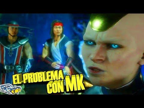 El PROBLEMA que Mortal Kombat 11 presenta sobre la saga | SQS thumbnail