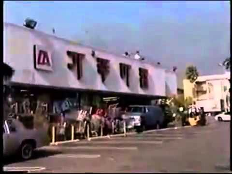 1992 La Riots Korean Merchants With Firearms Protect Their