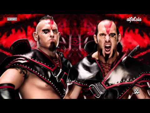 "WWE: The Ascension - ""Rebellion"" - Theme Song 2015"