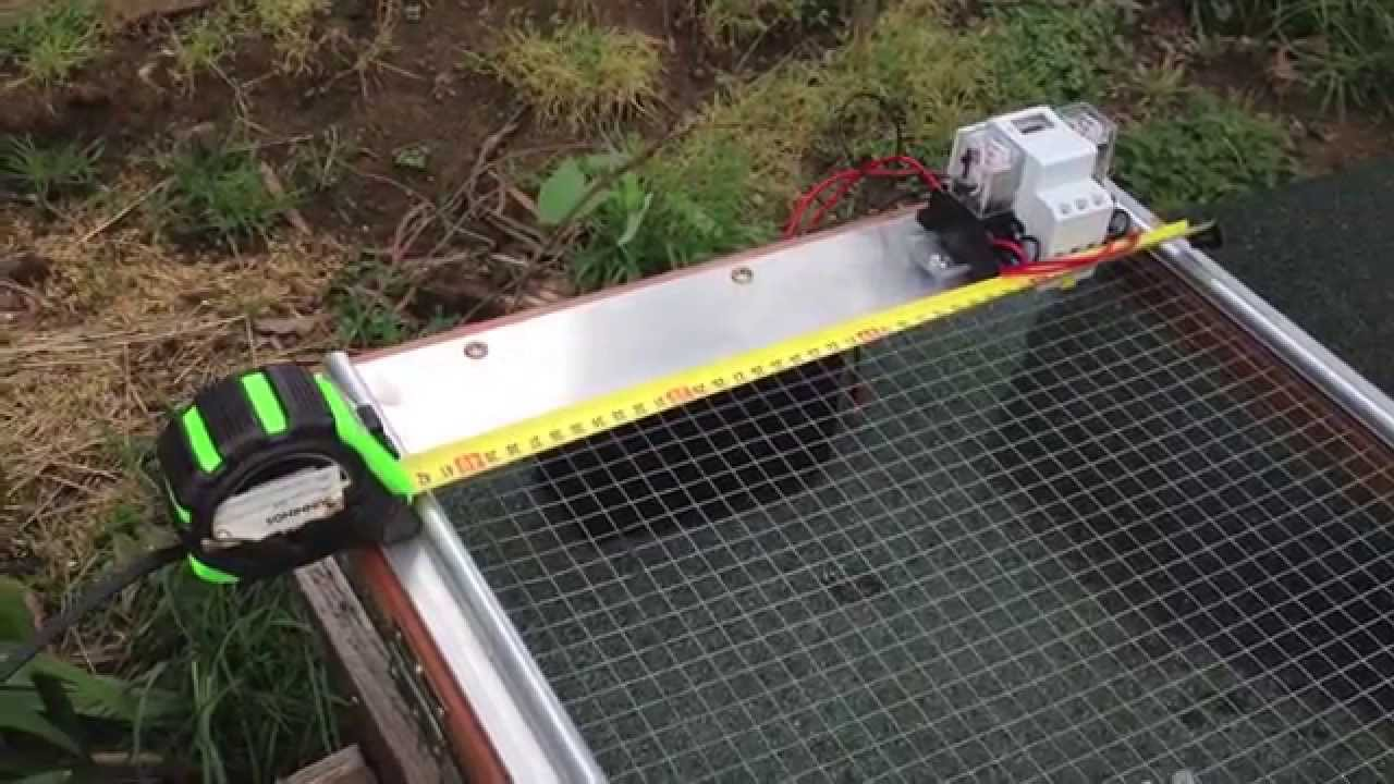 How to Make an Automatic Chicken Door