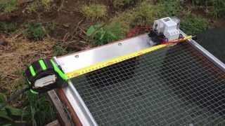 How to Make an Automatic Chicken Door - Step by Step instructions HD